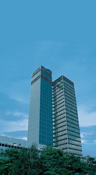 Cis Tower Manchester © Sharp