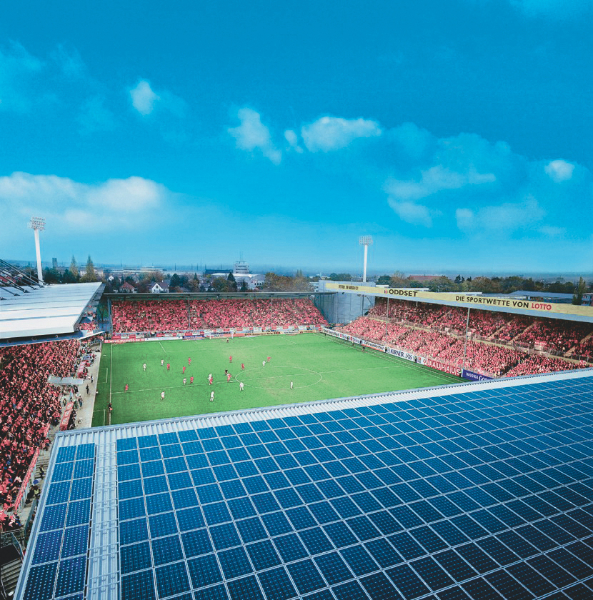 Stadion Mainz © Sharp