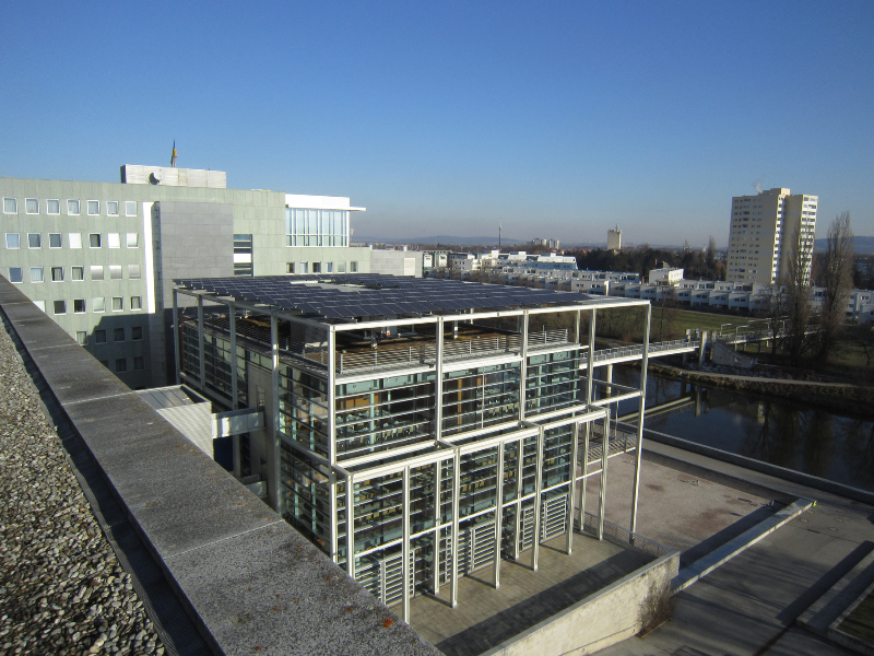 PV-Anlage Landhaus Sankt Pölten © Leitschutz GmbH