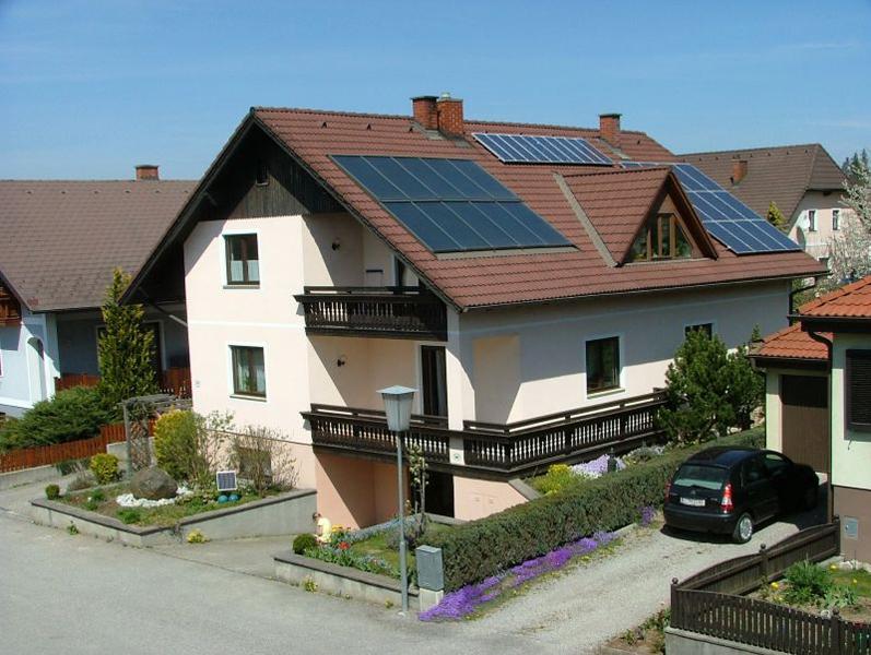 PV und Solarthermie © Heiderer